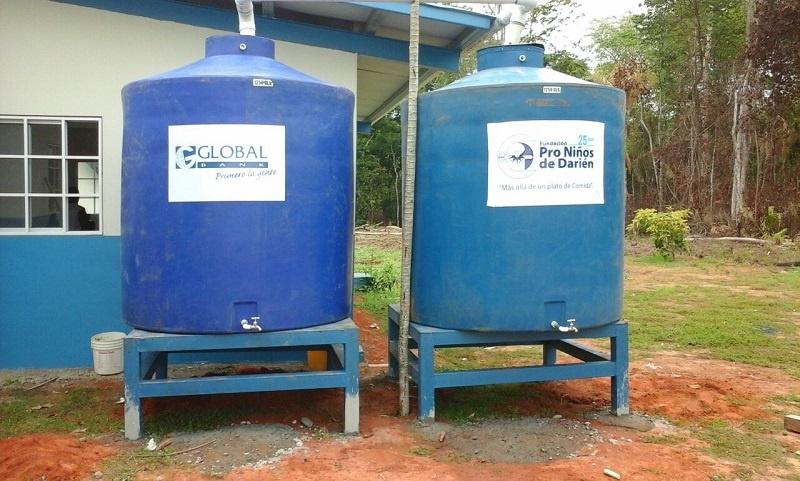 Agua Apta para el consumo humano.