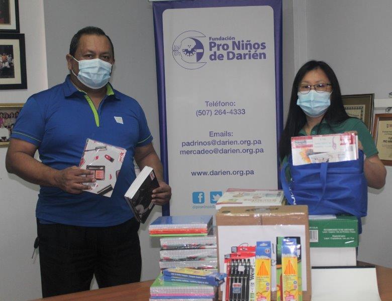 TOWERBANK participa en Colecta para los niños.
