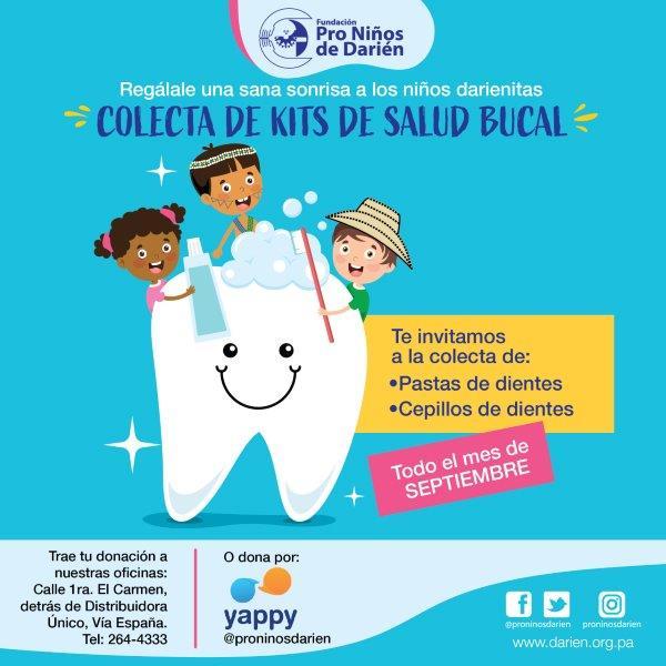Campaña de salud bucal SEPTIEMBRE.